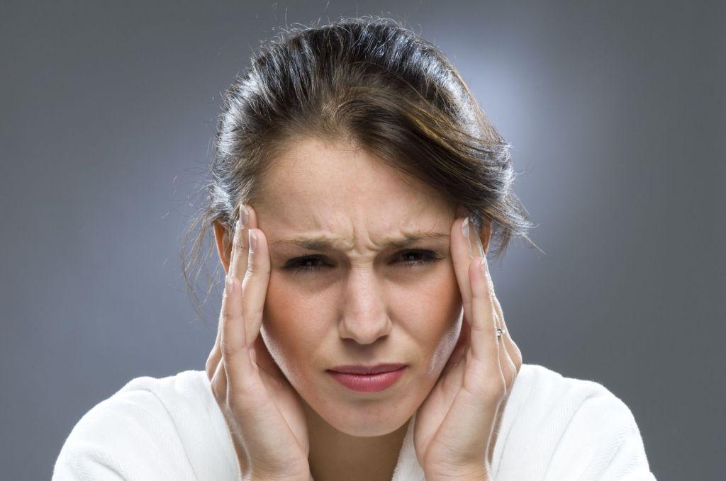 Migrene Hodepine med P-piller