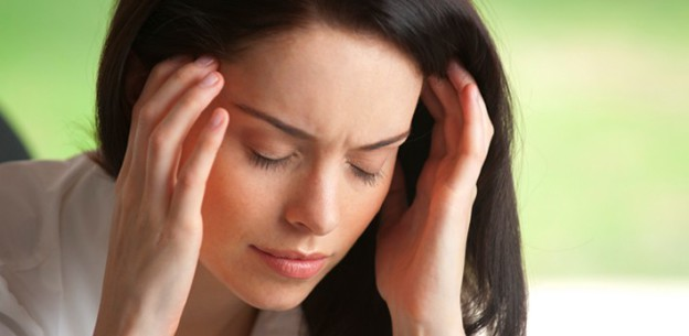 Hodepine og kvalme av p-piller