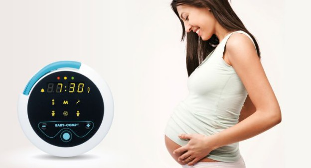Ladycomp baby fertilitets monitor