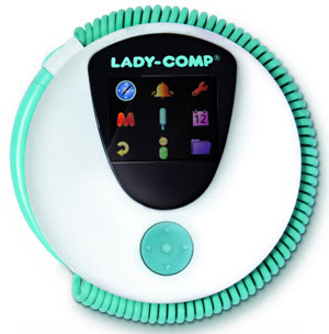 Ladycomp fertilitetscomputer